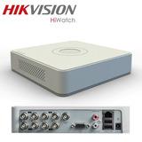 Dvr 8 Canales Epcom Hikvision Alta Definición Hd 720p Y Tvl