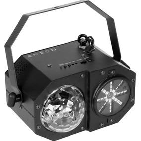 Efecto De Iluminacion Laser Led Strobo Madbox 3en1