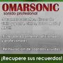 Pasar Cassette, Cinta, Vinilo O Pasta A Cd / Mp3