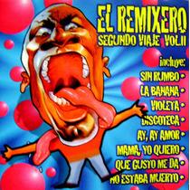 Cumbia De Los 90-el Remixero-cd Original