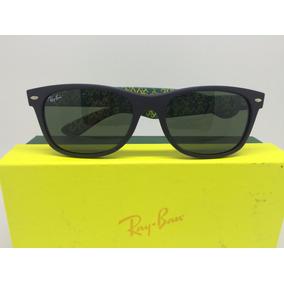 Promoção Óculos De Sol Ray Ban Infantil Novo Orig Caixa Nf - Óculos ... c0912ca1f9