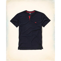 Camiseta Polo Abercrombie, Hollister (hombre)