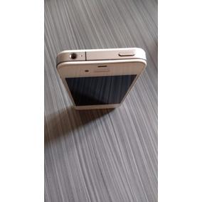 Vendo Cambio Iphone Blanco 4s 8 Gb Único Dueño