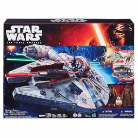 Alcon Milenario Star Wars Luz Y Sonido Lanzador Nerf Hasbro
