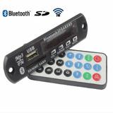 Modulo Mp3 Bluetooth Usb/sd/mmc/fm/ 153m_v2 Control Pandatec