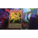 Yugioh The Winged Dragon Of Ra - Dios Ejipcio Super Rara