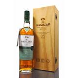 Whisky The Macallan 25 Años Single Malt C/estuche Fine Oak