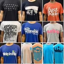 Lote 5 Camisas De Marca Originais Osklen , Ck , Jhon Jhon !