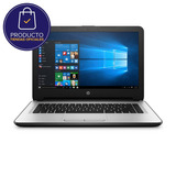 Portátil Hp 14am013la Intel Core I3, Windows 10 Home, Ram 4