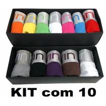 Kit 10 Cuecas Calvin Klein, *frete Grátis* Para Todo Brasil