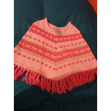 Poncho Talle 4
