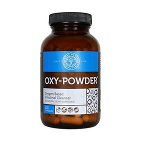 Oxy-powder Limpiador Intestinal 120 Cápsulas