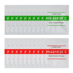 Ph Buffer Solucion Calibrar 4.01 Ácido Y 6.86 Neutro Xto