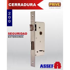 Prive 200 : Cerradura De Seguridad (exteriores)