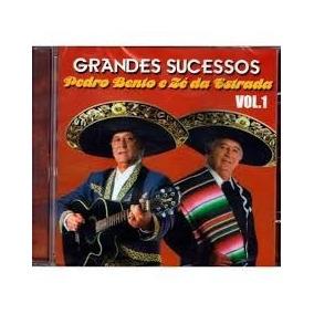 Cd Grandes Sucessos Pedro Bento E Zé Da Estrada - Vol. 1