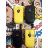 Nextel I530 Version Batman Negro Y Amarillo Radio Prepago