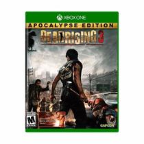 Dead Rising 3 (apocalypse Edition) Xbox One + Pôster Brinde