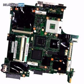 Placa Mãe Lenovo T400 Mlb3d-7 Com Video Ati (9271)