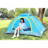 Carpa De Camping 1 Persona Impermeable Alta Calidad