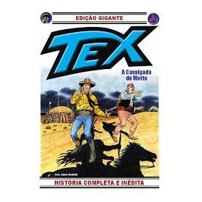 Tex Gigante - Nº 27 - A Cavalgada Do Morto
