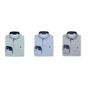 Camisas Polo Ralph Lauren Para Hombre Varios Colores Rl