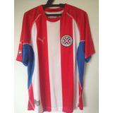 Camisa Seleção Do Paraguai 2002
