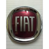 Emblema Logo Delantero Fiat Punto Linea Nueva Original