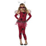 Disfraz Para Niña Bug Disfraces California Juguetes Amor
