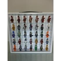 Homem De Ferro Lego Iron Man Edição Colecionador 35 Bonecos