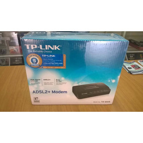 Modem Tp-link Adsl2+ Modem 8616 Banda Ancha Internet Rj-45
