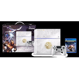 Consola Ps4 500gb Edicion Limitada Destiny Taken King Nueva