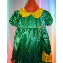 Disfraz La Chilindrina El Chavo Del 8 La Vecindad Del Chavo