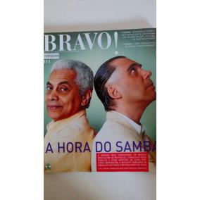 Revista Bravo Nº 111 - Arnaldo Antunes, Paulinho Da Viola