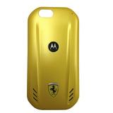Tapa Bateria I867 Ferrari Amarilla Nextel Iden Motorola