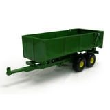 Big Farm Dump Wagon - Tolva Original John Deere 35637