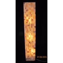 Lámpara De Onix De 25 X 25 X 1.40 ¡¡oferta!! Envio Gratis