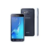 Smartphone Samsung Galaxy J3 Duos, Dual Chip, Tela 5.0 , Câm