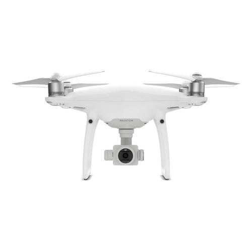 Drone DJI Phantom 4 Pro con cámara 4K white