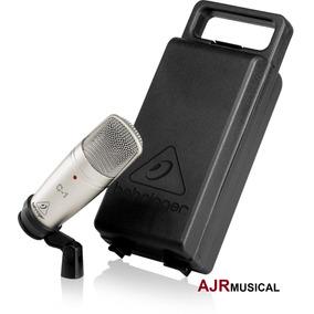 C1 Microfone Behringer Condensador Estudio C-1 Envio 24hs