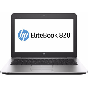 Notebook Hp Core I5 6a G 8gb 500gb Ssd Elitebook 820 Tela 12