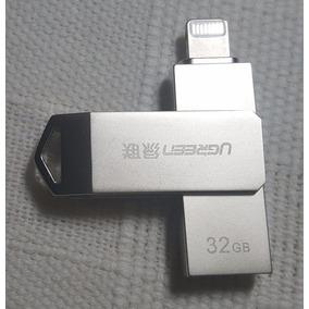 Usb Flash De 32 Gb Para Iphone 7, 7,plus, 6, 5