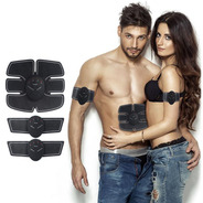 Estimulador Muscular Tonificador Ems 2 Braços + 1 Abdômen