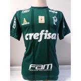 Camisa Palmeiras Especial Adulto E Infantil 2017/18