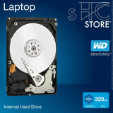 Disco Duro 2.5 320gb Laptop Western Digital Wd Blue