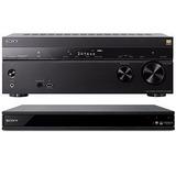 Sony 7.2 Dolby Atmos Wi-fi Receptor De Red Teatro En Casa (