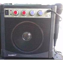 Amplificador Seminarios Ventas Colegios Parlante Radio