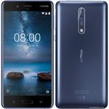 Nokia 8 Con 64 / 4 Ram Y Camara Dual Lente Zeiss Avenida Tec