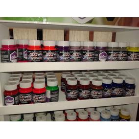 Pintura Body Painting Glow X40cc-basicos,fluo Y Metalizados