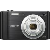 Camara Digital Sony Dsc-w800, B 20.1mpx, 5x Perp, Lcd