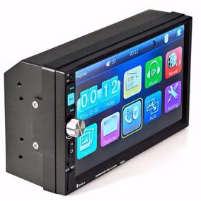 Auto Estereo Con Pantalla 7pulgadas Touch Bluetooth Usb Aux